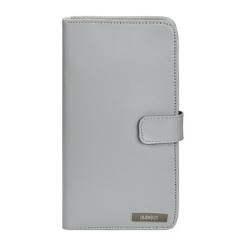 Notting Hill Travel Wallet - Grey