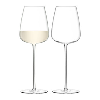 Wine Culture White Wine Glass - Set of 2