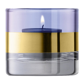 Bangle Tealight Holder - Blueberry