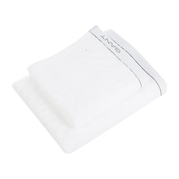 Link Towel - White