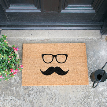 Glasses Door Mat