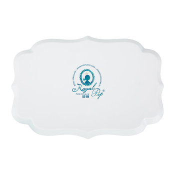 Royal Pip Tray - Royal Flowers