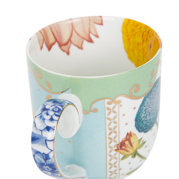 Royal Pip Royal Flowers Mug - Large