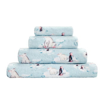 Polar Bear Towel
