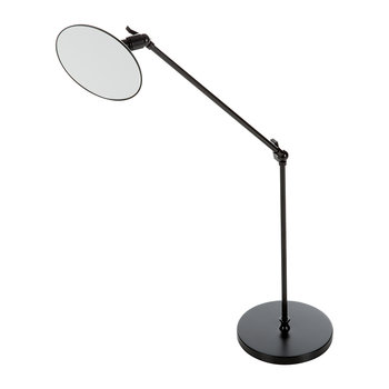 SPT 70 Cosmetic Mirror - Matt Black