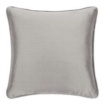 Pure Silk Pillow - 45x45cm - Chalk Gray