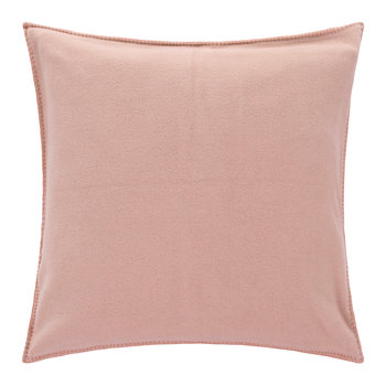 Soft Fleece Cushion - 50x50cm - Powder