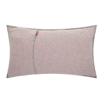 Soft Wool Bed Pillow - 30x50cm - Rose