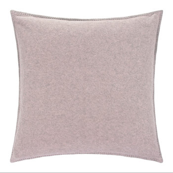 Soft Wool Pillow - 50x50cm - Rose