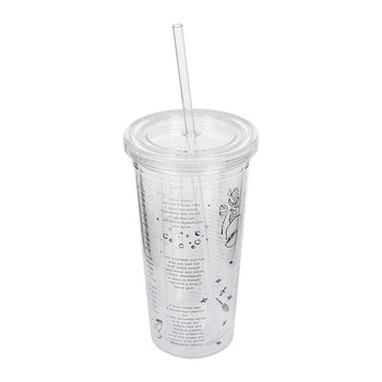 Tumbler with Straw - Recipes