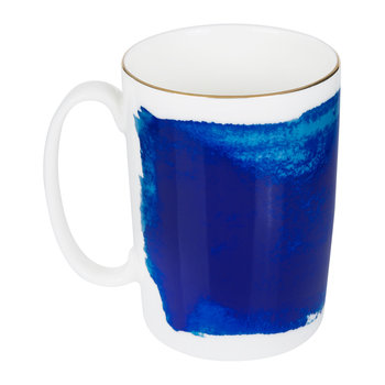 Posy Court Mug - Blue