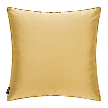 Pure Silk Pillow - 45x45cm - Gold