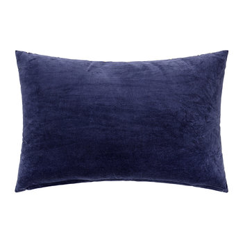Blue Floral Cushion - 60x40cm