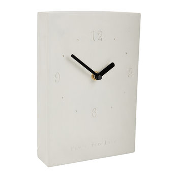 Skyline Concrete Clock