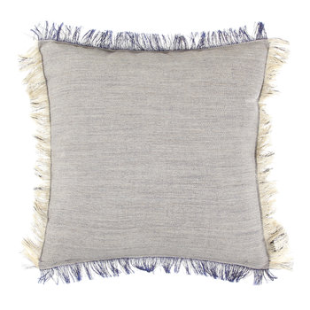 Fray Pillow - Gray - 50x50cm