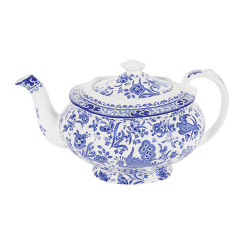 Regal Peacock Large Teapot