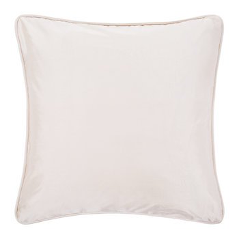 Pure Silk Pillow - 45x45cm - Shell Pink
