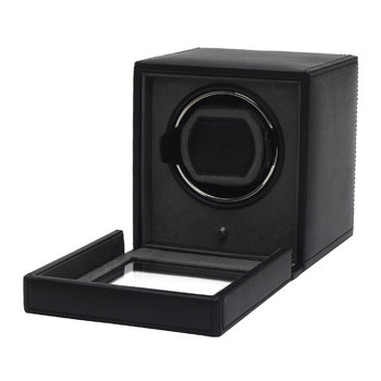 Cub Watch Winder with Cover - Black
