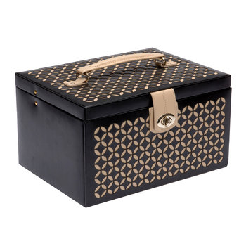 Chloe Black Jewelry Box