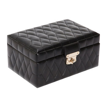 Caroline Black Jewellery Box