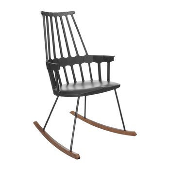 Comback Rocking Chair - Black
