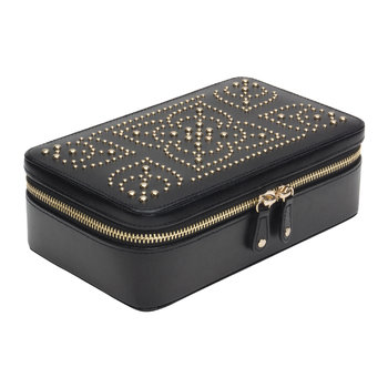 Marrakesh Jewellery Zip Case - Black