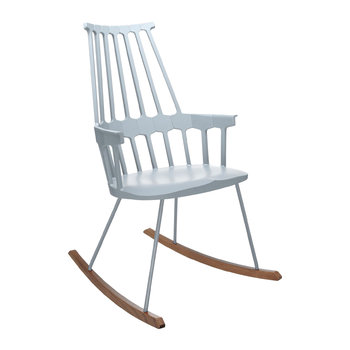 Comback Rocking Chair - Grey Blue