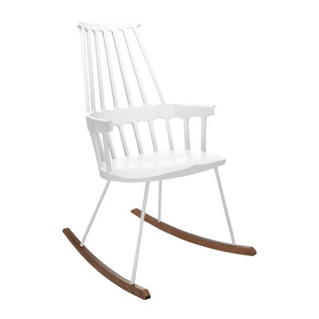 Comback Rocking Chair - White