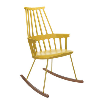 Comback Rocking Chair - Yellow