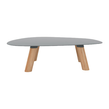 Turtle Table - Traffic Grey - Medium