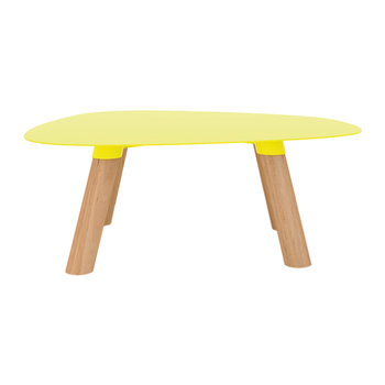 Turtle Table - Yellow - Small