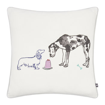 Bramhall Great Dane Cushion - 40x40cm