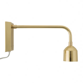 Wall Lamp - Gold Finish