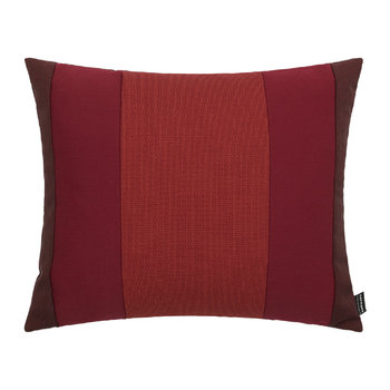 Line Cushion - 45x55cm - Red