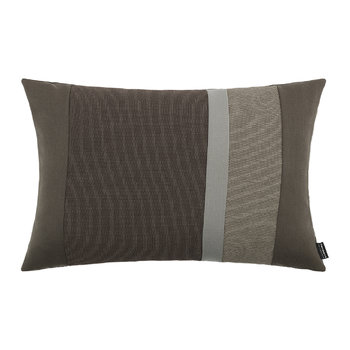 Line Cushion - 40x60cm - Brown