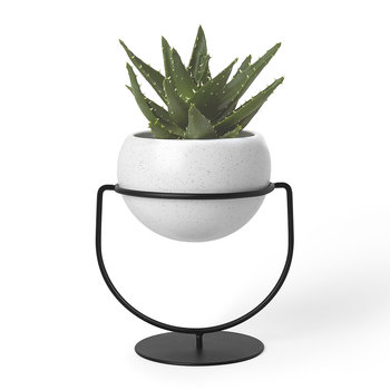 Nesta Planter - White Speckle