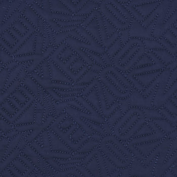 Iconic Cushion Cover - Navy