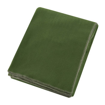 Soft Fleece Blanket - Dark Jade
