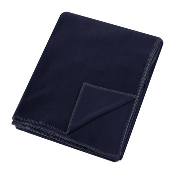Soft Fleece Blanket - Dark Marina