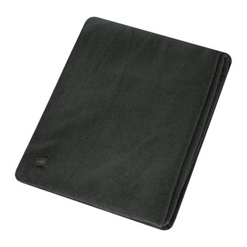 Large Soft Fleece Blanket - Anthracite