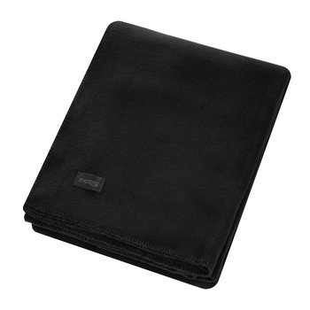Large Soft Fleece Blanket - Black