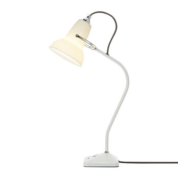 Original 1227 Mini Ceramic Table Lamp - Pure White