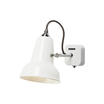 Original 1227 Mini Ceramic Wall Light - Pure White