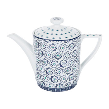 Langdon Blue Teapot