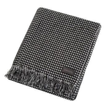 Mesh Throw - Black
