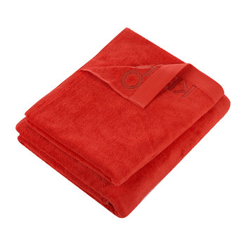 Iconic Towel - Red