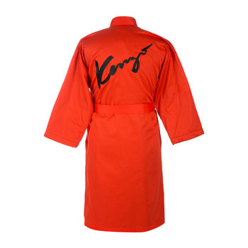 Signe Bathrobe - Red