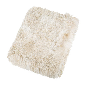 Lewes Sheepskin Throw - Arctic Sunrise