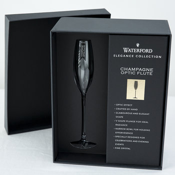 Optic Classic Champagne Flutes - Set of 2