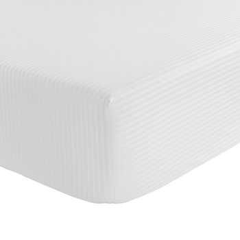 Baptiste Blanc Fitted Sheet - Double